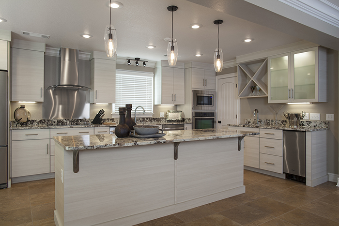 Contemporary Kitchens – American Cabinet